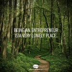 the lonely entrepreneur